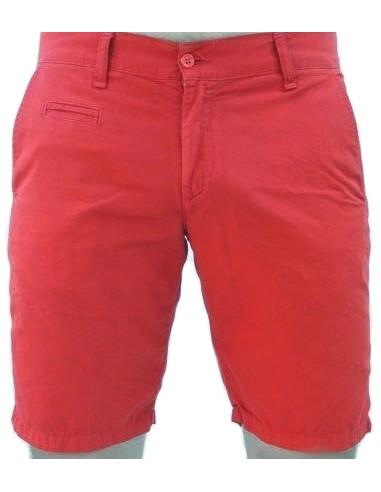 Pantalón Corto Sport Rojo