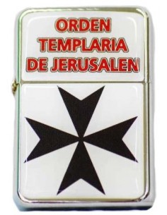 Jerusalen Templar's Order lighter