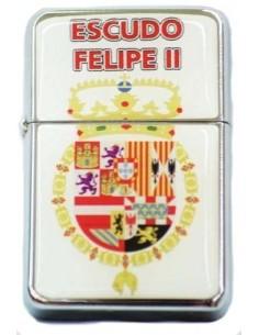 Zipo Escudo Felipe II