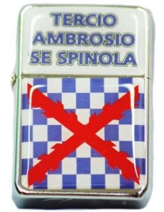 Zipo Tercio Ambrosio Spinola