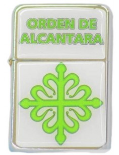 Alcantara's Order lighter