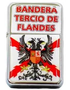 Zipo Bandera Tercio de Flandes