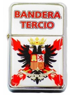 Tercio's flag lighter