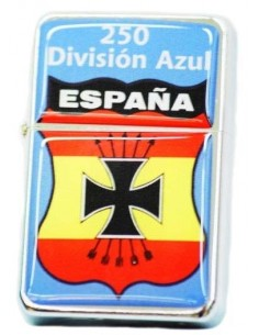 Spanish Blue Division lighter
