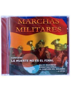 Military march CD