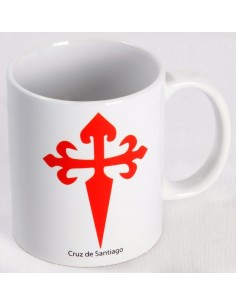 Santiago's cross cup
