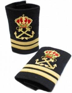 Yacht patron epaulet