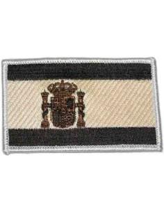 Spanish desert flag patch