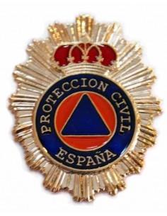 Placa Protección Civil
