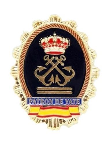 Charter pattern plate