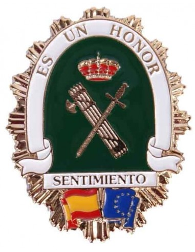 The Civil Guard Plate Feeling