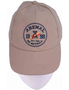 Gorra de Niño España en Beige