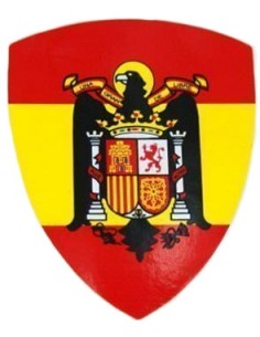 Sticker Triangular eagle of Saint John
