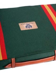 Almohadilla Verde Bandera de España