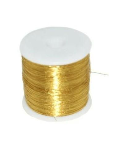 Metallic wire coil