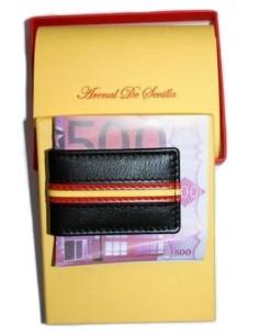 Billetera con Bandera Falange estilo Americano