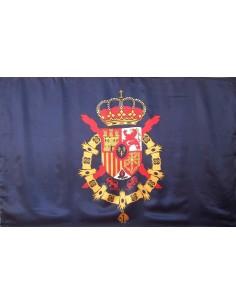 Bandera Estandarte del Rey Juan Carlos I de España