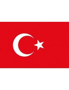 Bandera República de Turquía