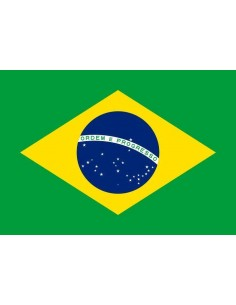 Bandera República Federativa del Brasil