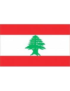 Bandera República Libanesa o Líbano