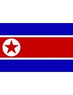 Bandera República Popular Democrática de Corea o Corea del Norte