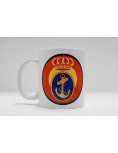 Cup Spanish Navy