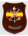 Metopa Legión Española