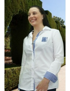 Camisa Modelo Granada de Mujer - Marino