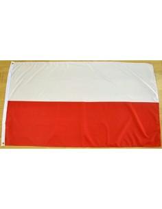 Bandera Polonia 1.50 x 0.90 metros