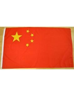 Bandera República Popular de China Poliéster