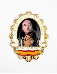 Placa Francisco Franco