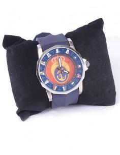 Reloj Marina Azul PVC