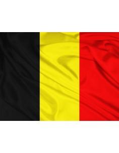 Bandera Reino de Bélgica