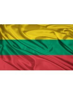 Bandera República de Lituania
