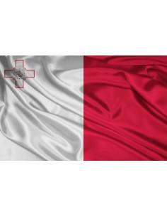 Bandera República de Malta