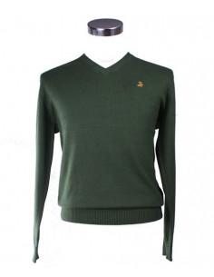 Peak Sweater - Green