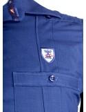 Camisa Cubana - Guayabera en Marino