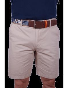 Bermuda Shorts - Antique White