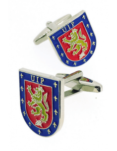 Cufflinks of the Emblem UIP
