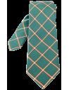 Corbata Verde Rombo