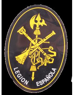 Sticker Oval Legion with Medina Shield
