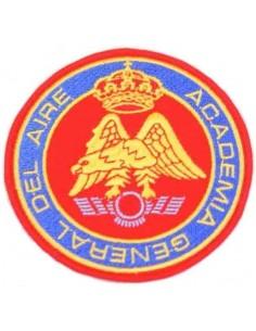 Parche Bordado Academia General Aire
