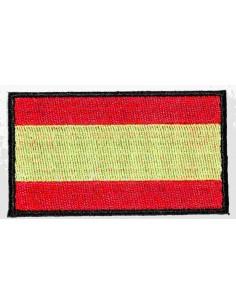 Parche Bordado Bandera España Grande