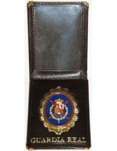 Wallet Plate Royal Guard Juan Carlos I of Spain
