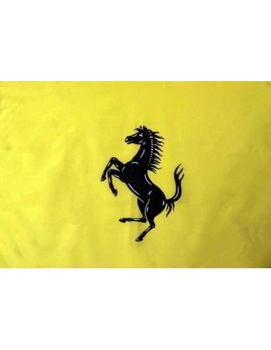 Flag Ferrari Horse