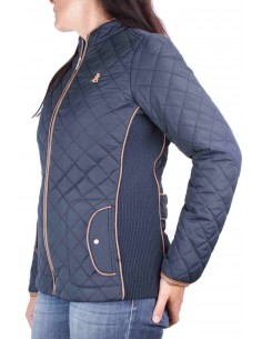 Woman´s Parka in Navy Blue