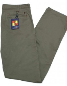 Sport Trousers - Olive Green