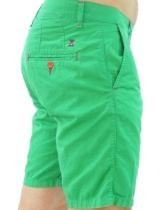 Casual Short Pants - Green