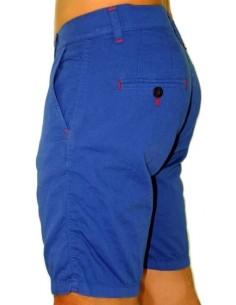 Pantalón Corto Sport - Azul Azafata