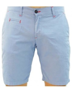 Tile Shorts - Sky Blue